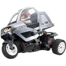 RC model speciálniho vozidla Tamiya Dancing Rider Trike, 1:8, elektrický, zadní 2WD (4x2), stavebnice