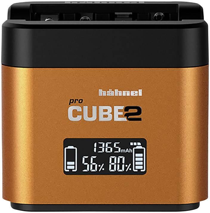 Nabíječka pro kamery Pro Cube 2, Sony Hähnel 10005720 Vhodný akumulátor Li-Ion, NiMH