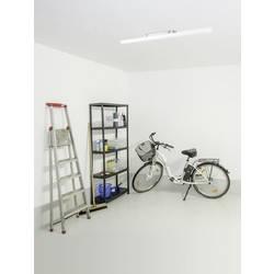 LED svítidlo do vlhkých prostor s detektorem pohybu LED pevně vestavěné LED 40 W Müller-Licht Aquafix bílá