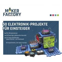 Výuková sada MAKERFACTORY 50 Elektronik-Projekte für Einsteiger