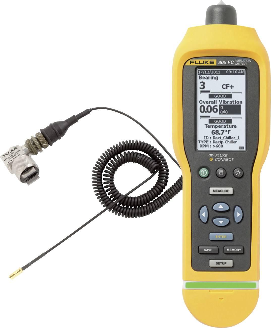 Měřič vibrací Fluke 805 FC/805 ES 4918373