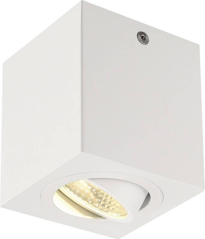 LED osvětlení na stěnu/strop SLV Triledo 113941, 6 W, 8.5 cm, teplá bílá, bílá (matná)