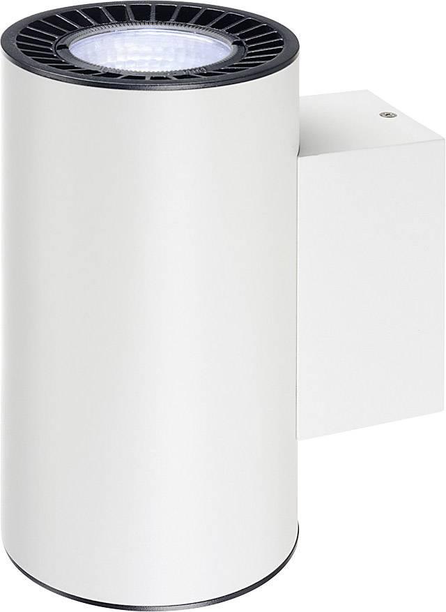 LED nástěnné světlo SLV Supros 114191, 30.4 W, neutrálně bílá, bílá