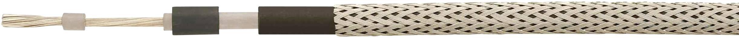 Fotovoltaický kabel SOLARFLEX®-X H1Z2Z2-K 1 x 4 mm² černá, nerezová ocel Helukabel 17000101 metrové zboží