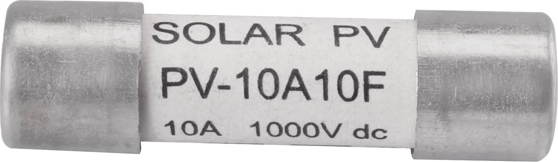 Pojistka multimetru VOLTCRAFT FF-10A-1038, VC-8327760, (Ø x d) 10 mm x 38 mm 10 A 1000 V/DC 1 ks