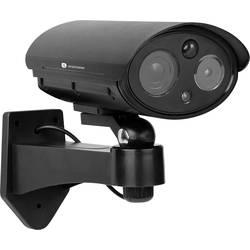 Atrapa kamery s detektorem pohybu, s blikající LED diodou Smartwares CDM-38103