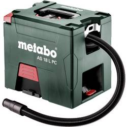 Suchý vysavač Metabo AS 18 L PC 602021850, 7.50 l