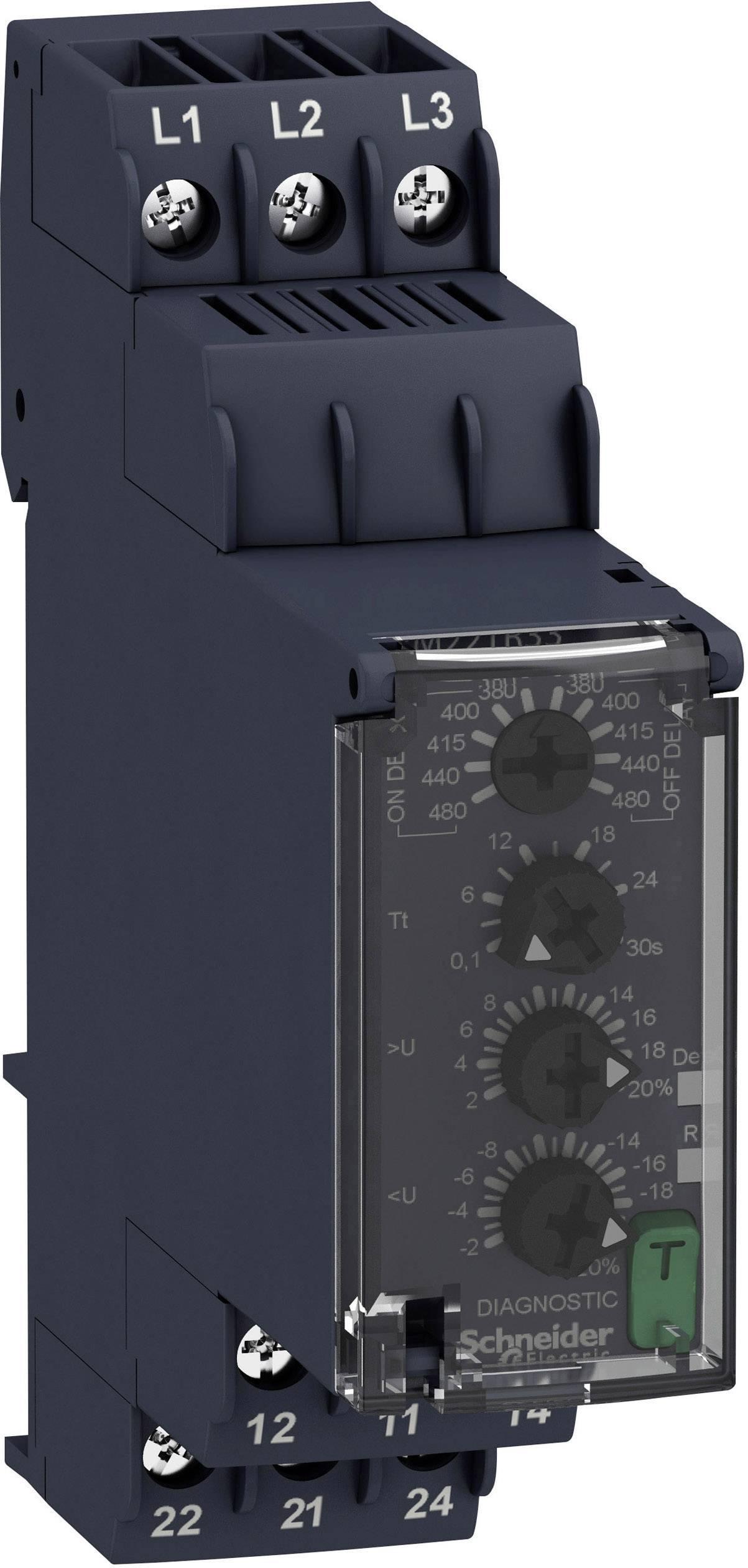 Monitorovací relé Schneider Electric RM22TR33 RM22TR33