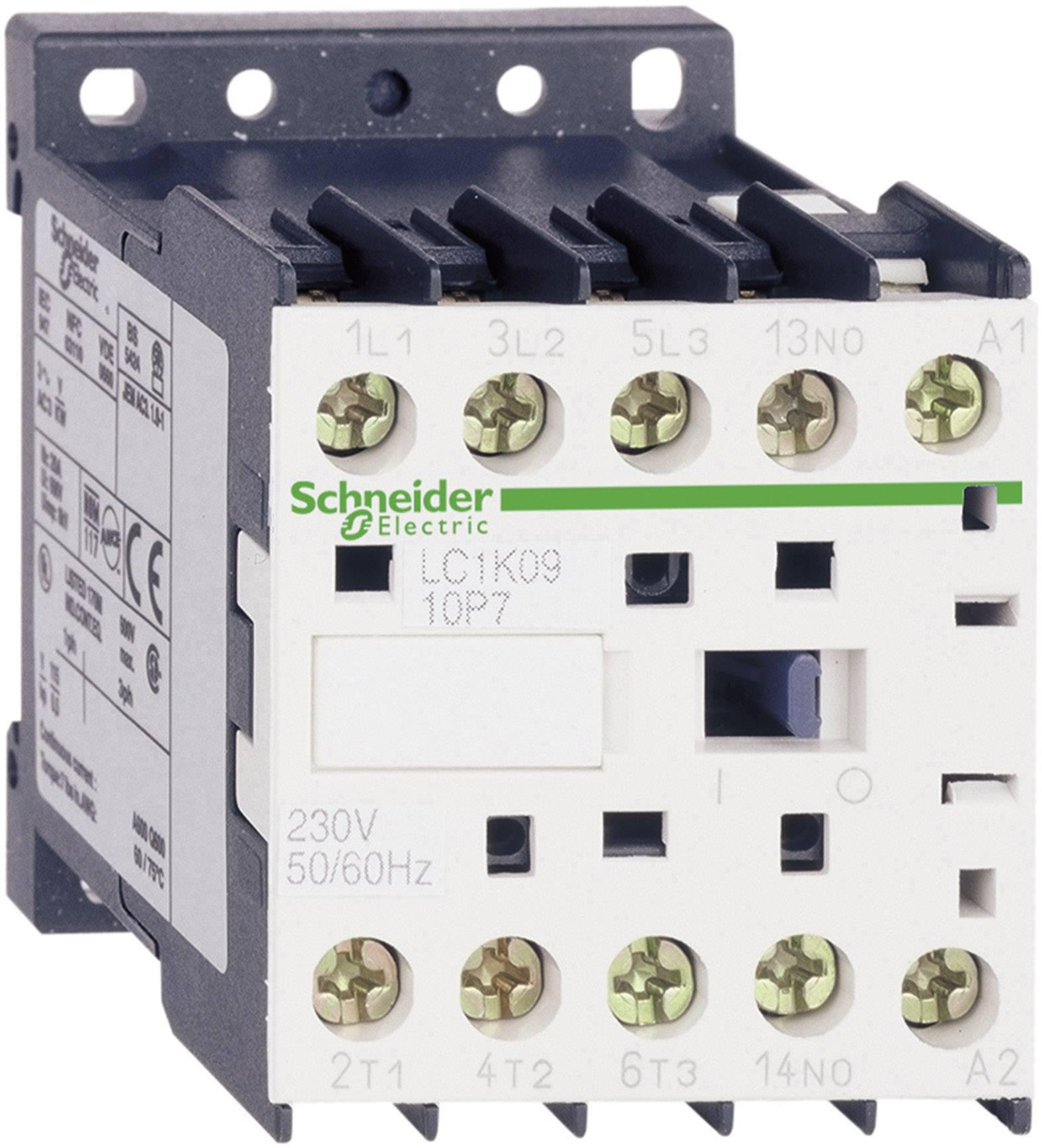 Stykač Schneider Electric LC1K0910P7 LC1K0910P7, 1 ks
