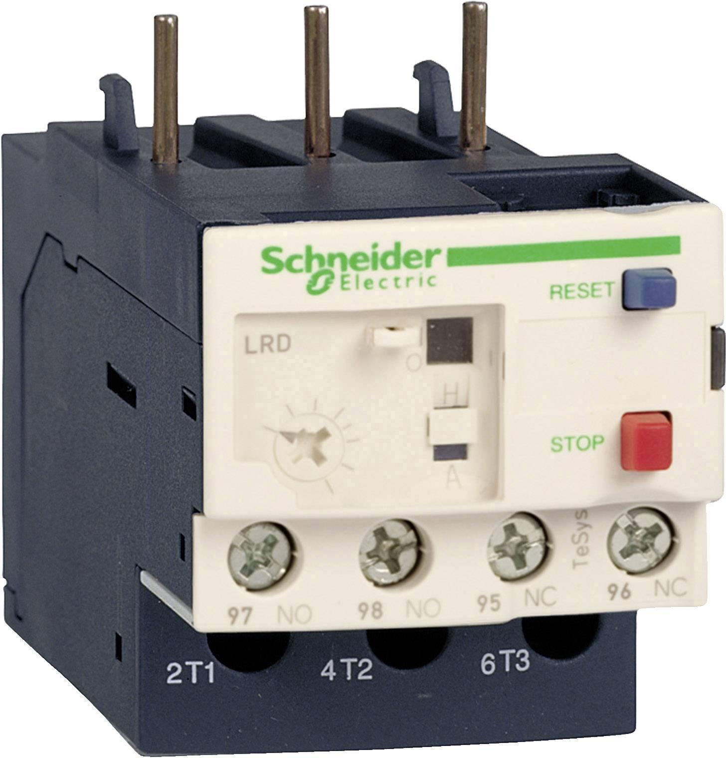 Ochranné relé motoru Schneider Electric LRD22 LRD22, 1 ks