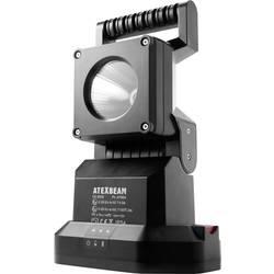 Ex-chráněné LED pracovní svítilna ATEX BEAM PL-AT800, 3 W, Li-Ion akumulátor ATEX BEAM PL-AT800, IP54, 275 lm, černá
