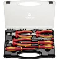 Sada nářadí pro elektrikáře TOOLCRAFT TO-5005137, 7dílná
