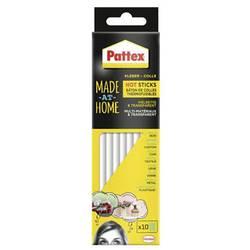 Lepicí tyčinky Pattex Made at Home PMHHS, Ø 11.3 mm, délka 202 mm, 200 g, transparentní