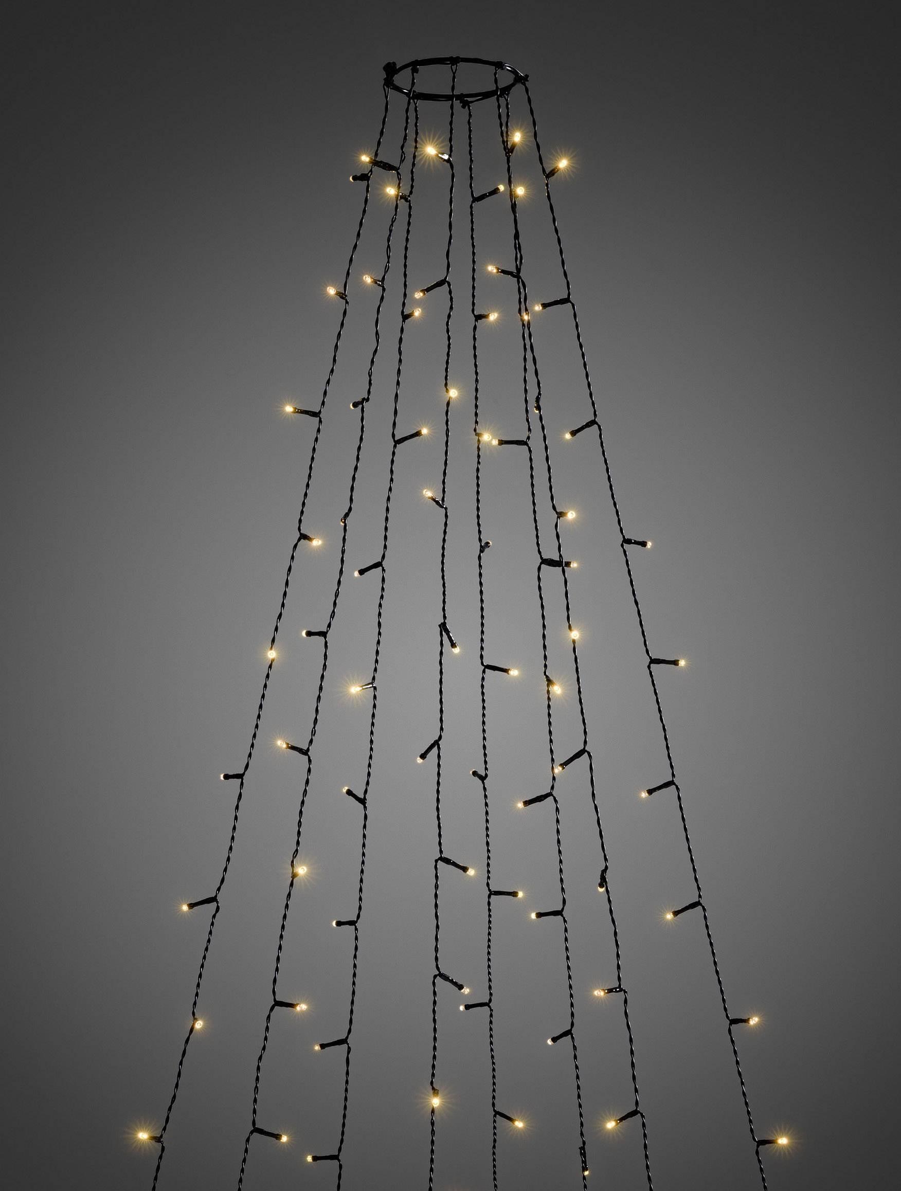 LED Konstsmide 6520-870, vnitřní/venkovní, 230 V, jantarová