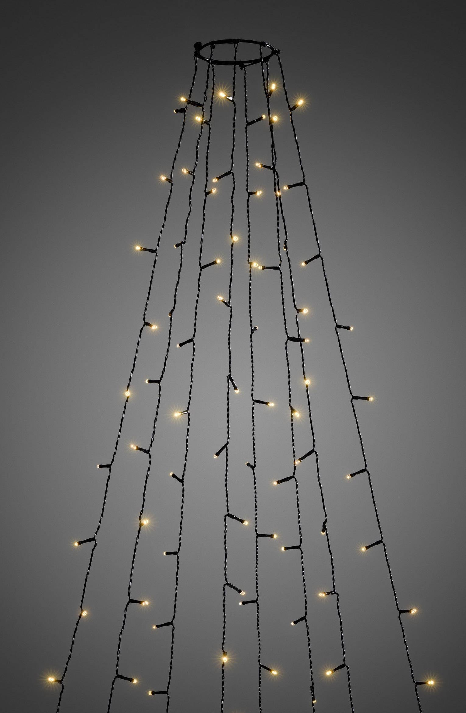 LED Konstsmide 6522-870, venkovní, 230 V, jantarová