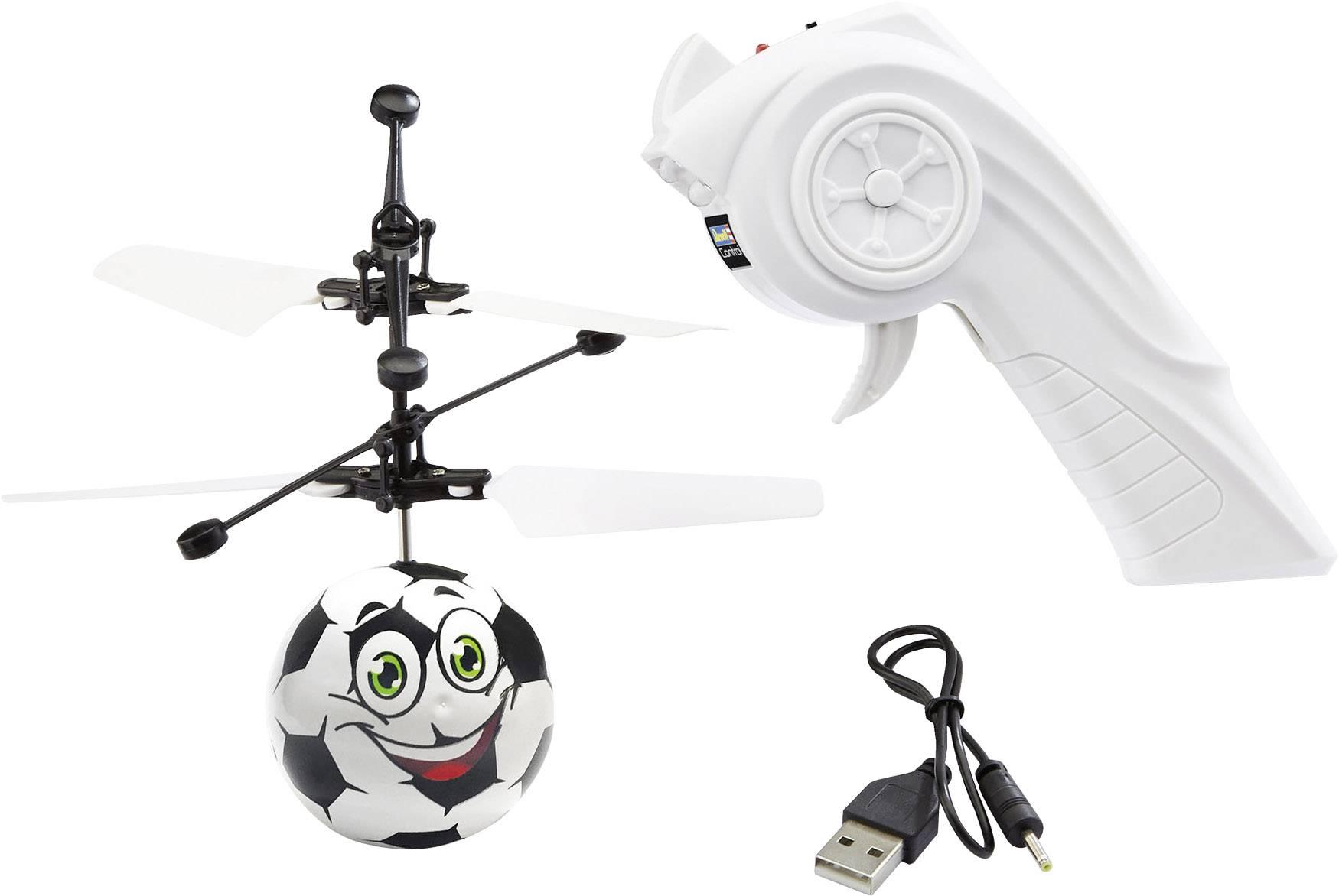 RC model vrtulníku pro začátečníky Revell Control Copter Ball The Ball, RtF