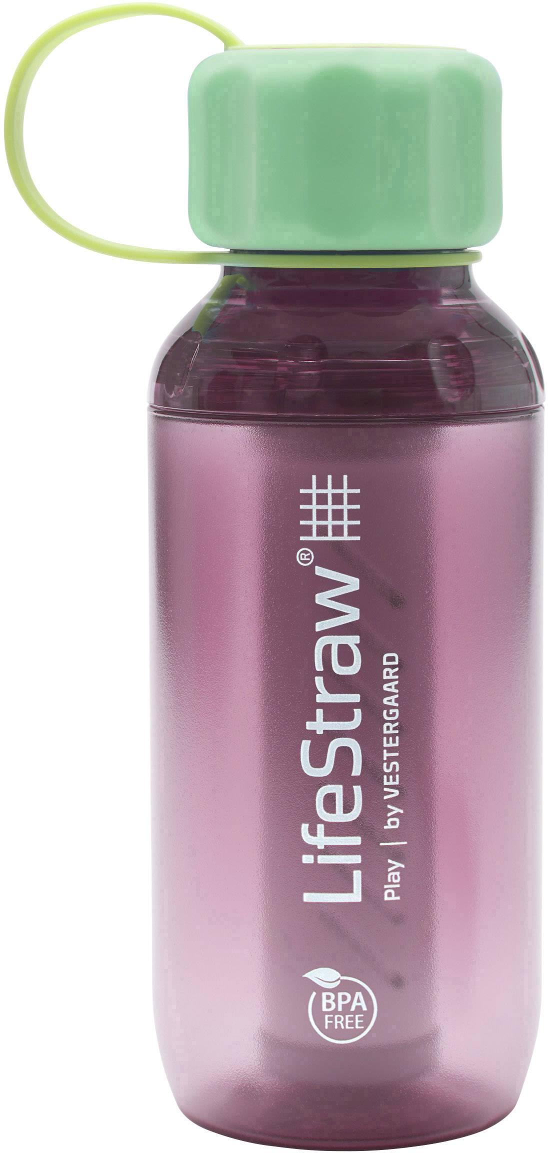 LifeStraw vodní filtr plast 006-6002126 Play 2-Stufig (wildberry)