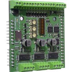 Emis Řídicí karta krokového motoru SMC-Arduino Provozní napětí (text) 12 až 24 V DC Fázový proud (max.) 2.2 A Počet nastavitelných os 3 Rozhraní TTL, Volitelně USB