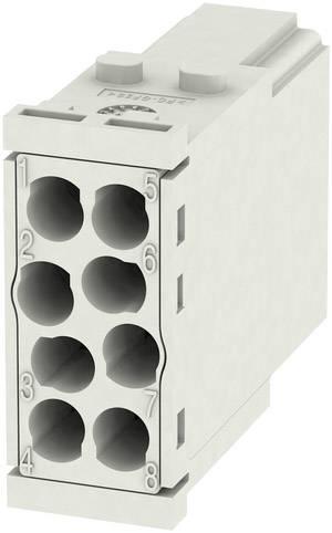 RockStar® Modu Plug Weidmüller HDC MHE 8 MC, 1 ks