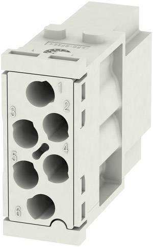 RockStar® Modu Plug Weidmüller HDC MHE 6 FC, 1 ks
