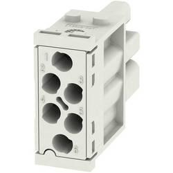 RockStar® Modu Plug Weidmüller HDC MHE 6P MC, 1 ks