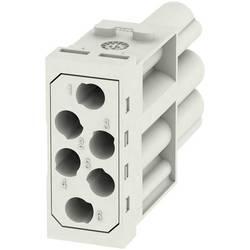 RockStar® Modu Plug Weidmüller HDC MHE 6P FC, 1 ks