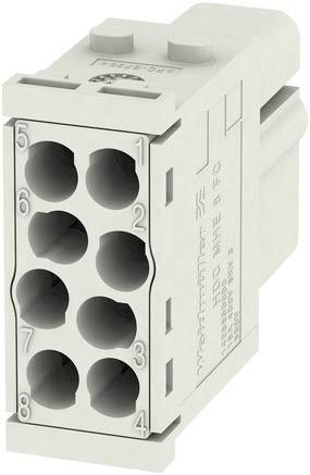 RockStar® Modu Plug Weidmüller HDC MHE 8 FC, 1 ks