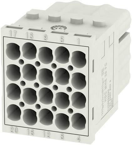 RockStar® Modu Plug Weidmüller HDC MHX 4P MC, 1 ks