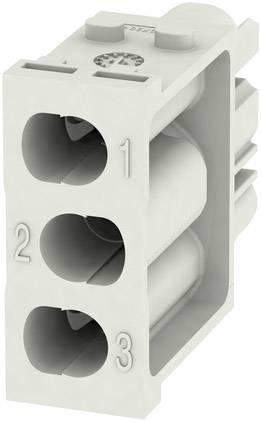 RockStar® Modu Plug Weidmüller HDC MHE 6 MC, 1 ks