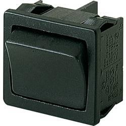 Kolébkový spínač s aretací Marquardt 1802.2112, 250 V, 8 A, 1x vyp/zap, IP40, 1 ks