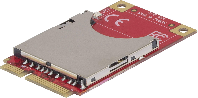 Adaptér rozhraní Renkforce RF-3346516, [1x - 1x slot na SD karty]