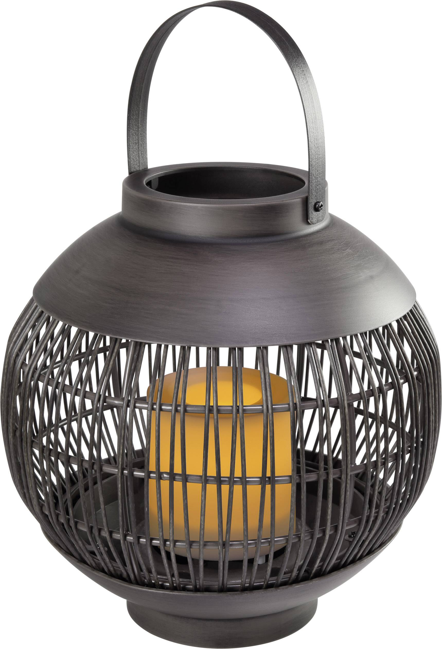 LED LED dekorační světlo Polarlite Rattan 220 PL-8372785, 0.06 W, černá