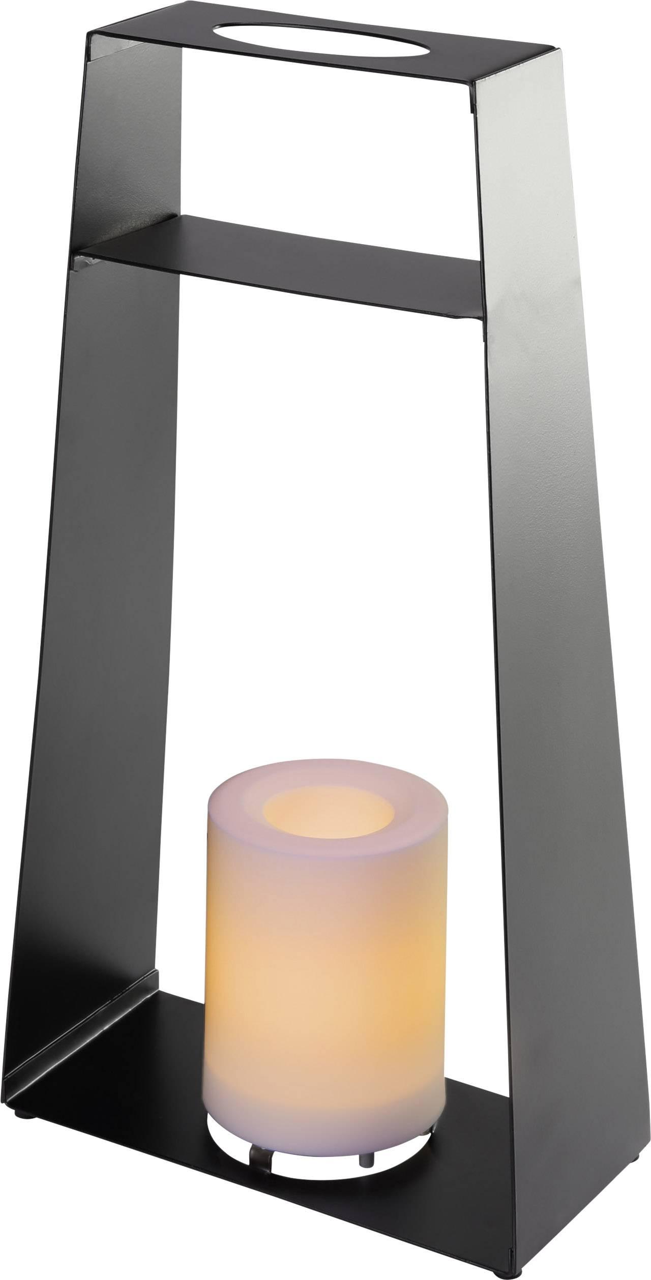 LED dekorační osvětlení Polarlite Iron 350 PL-8372820, tmavě hnědá