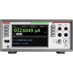 Programovatelný stolní elektrometr Keithley DMM6500, Kalibrováno dle výrobce s certifikátem