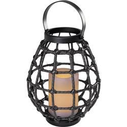 LED dekorační osvětlení Polarlite Rattan 230 PL-8375090, 0.06 W, tmavě hnědá