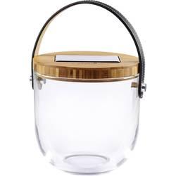 """LED dekorační osvětlení Krinner Deco Glass """"Basic"""" 22500, čirá, bambusová, černá"""