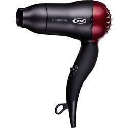 Fén na vlasy Grundig HD 2509 R, 1500 W, stříbrná, oranžová