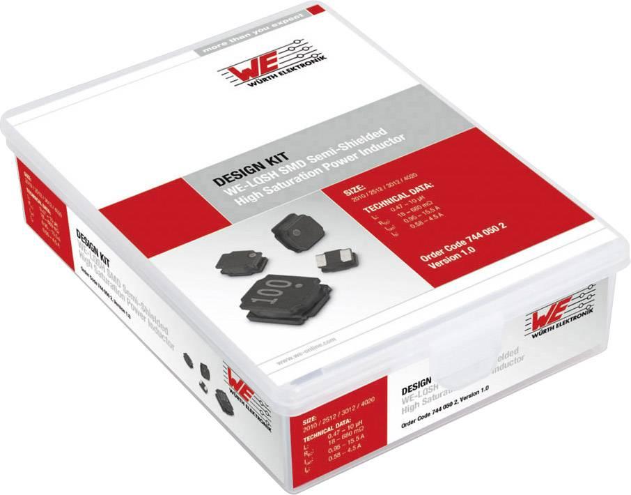 Akumulační tlumivka - souprava Würth Elektronik Kit WE-LQSH 7440502, 1 ks