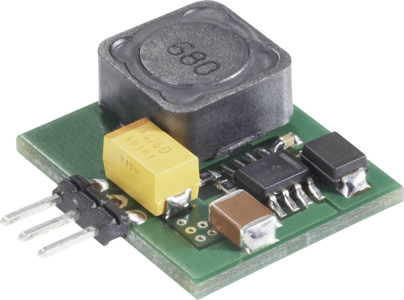 Napäťový regulátor - DC / DC spínací regulátor TRU COMPONENTS W78-3V3, Vertikal, 1 A