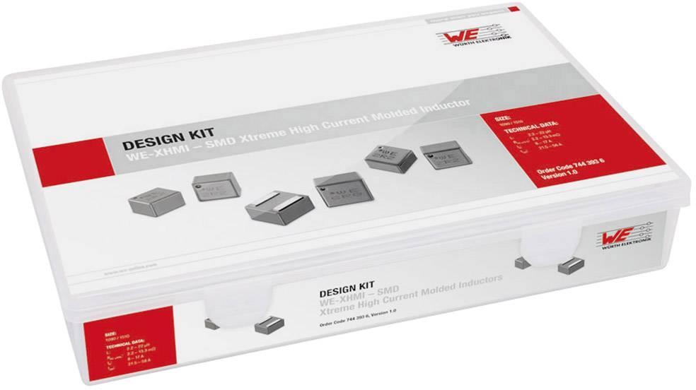 Akumulační tlumivka - souprava Würth Elektronik Kit WE-XHMI 7443936, 1 ks