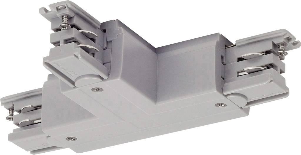 Nízkonapěť. komponent lištových systémů SLV 175134 stříbrná