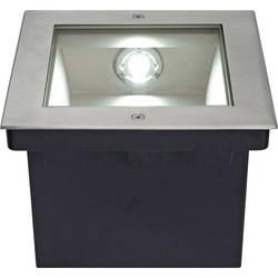 Venkovní vestavné LED osvětlení SLV 229381, 34 W, nerezová ocel