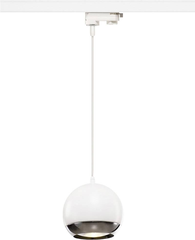 Svítidla do lištových systémů (230 V) GU10 SLV 1000710 bílá, chrom