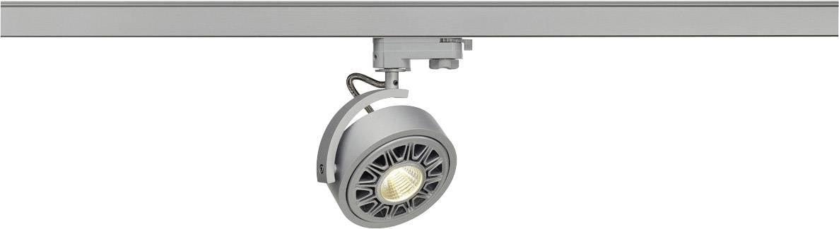 Svítidla do lištových systémů (230 V) GU10 SLV 152614 stříbrnošedá