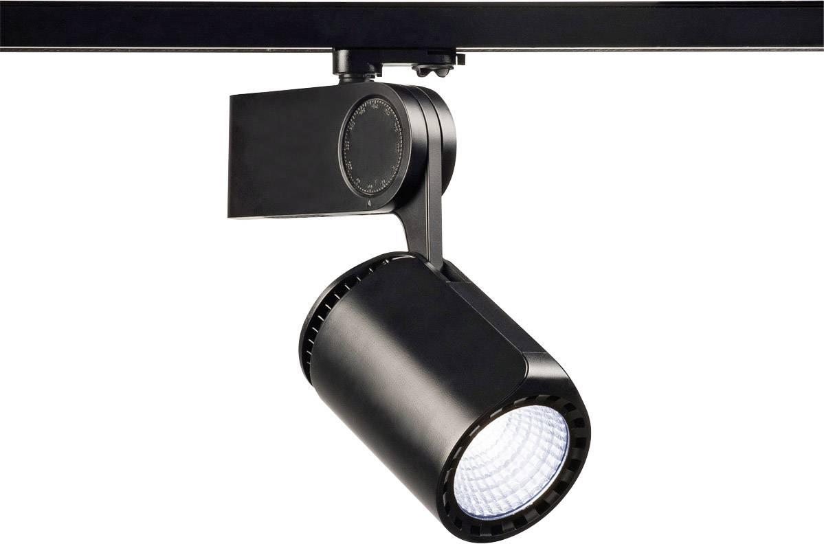 Svítidla do lištových systémů (230 V) SLV 152930, 50 W, černá