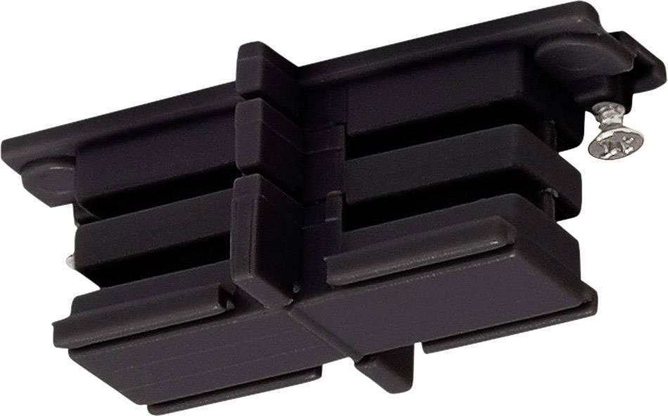 Vysokonapěť. komponent lištových systémů SLV 175080 černá