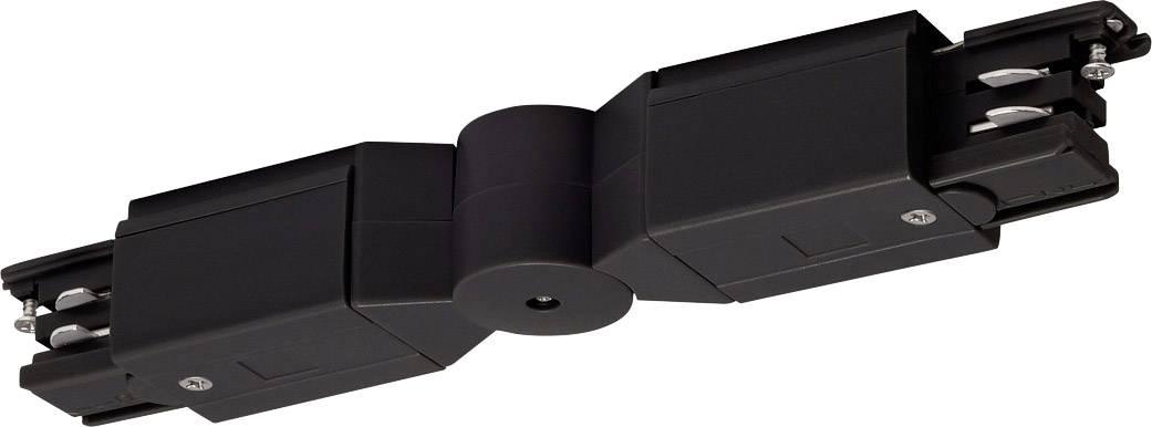 Vysokonapěť. komponent lištových systémů SLV 175100 černá