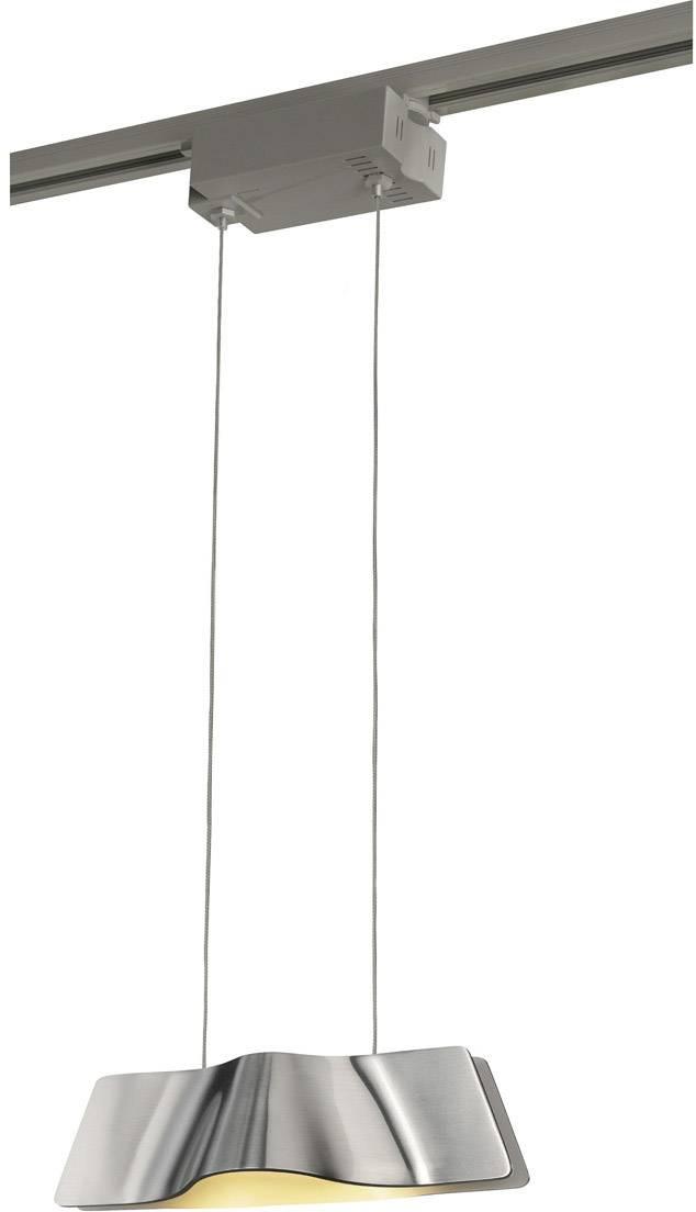 Svítidla do lištových systémů (230 V) - SLV 12 W, hliník, bílá