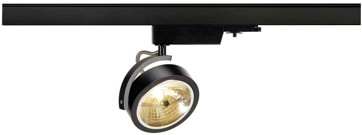 Svítidla do lištových systémů (230 V) G53 SLV 153580 černá
