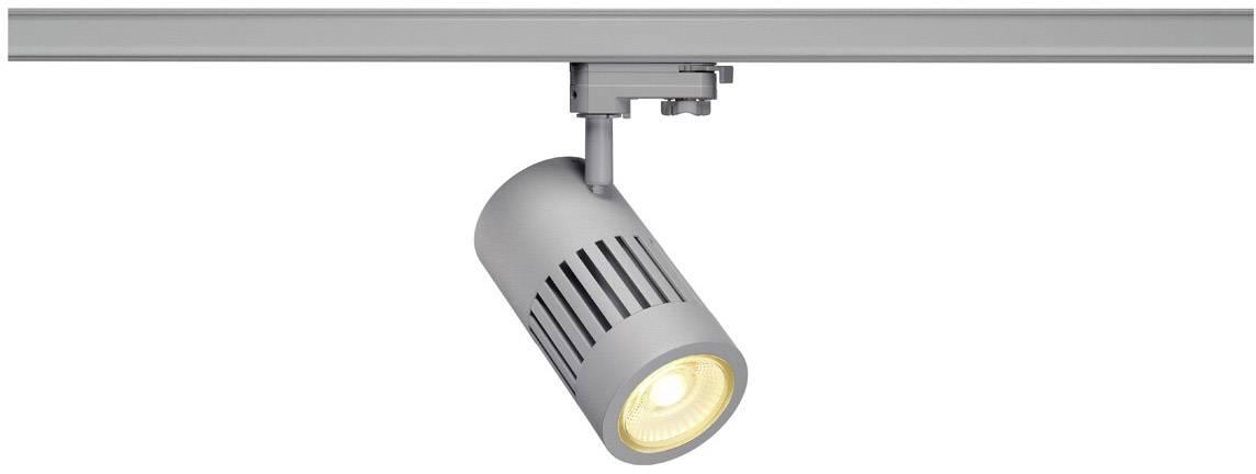 Svítidla do lištových systémů (230 V) SLV 176084, 36 W, stříbrná